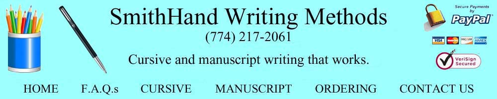 SmithHand Writing Methods